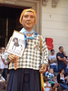 Gegantot2 5 Oct amb cartell sense cara nens